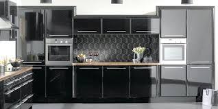 Black Gloss Kitchen Cabinets Glossy Kitchen Cabinets Black Gloss Kitchen Doors Uk Ljve Me