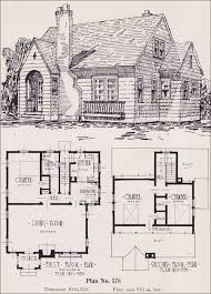 Storybook Cottage House Plans Charming Cottage With Fireplace Plans For 00 Square Foot House