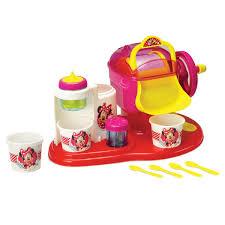 jeux de minnie cuisine machine à glace minnie la grande récré vente de jouets et jeux