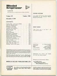 Radio Control Model Boat Magazine Model Engineer Hobby Magazine Volume 135 Number 3382 5 18 Dec