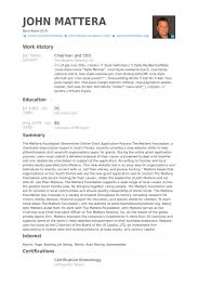 Ceo Resume Example by Chairman And Ceo Resume Samples Visualcv Resume Samples Database
