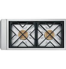 Outdoor Gas Cooktops Monogram Dual Burner Outdoor Cooktop Natural Gas Zgu122npss