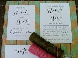 calligraphy wedding invitations modern calligraphy wedding invitations mywedding