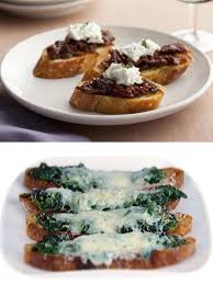 what does canape what s the difference crostini vs bruschetta fn dish