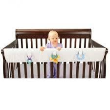 top 10 best crib rail cover in 2017 reviews