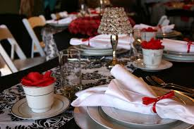 Valentine S Day Table Decorations by Valentine U0027s Day Table American Event Rentals