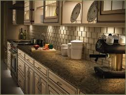 Kitchen Cabinet Lights Led Kitchen Style Amazing Hardwired Led Under Cabinet Lighting Colage