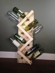 wine rack reclaimed wood wine rack pallet wood wine rack wine
