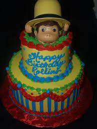 curious george cakes curious george birthday cake 82 cakes cakesdecor