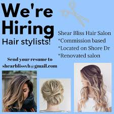 shear bliss hair salon february 2016