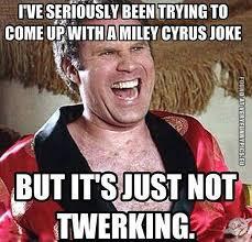 Miley Cyrus Twerk Meme - miley cyrus joke very funny pics