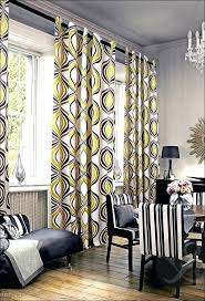 Grey Red Curtains Navy Blue Check Kitchen Curtains Create A Stylish Modern Look To