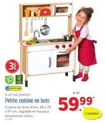 cuisine enfant lidl promotion lidl cuisine en bois playtive junior jouets