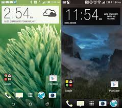 clock and weather widgets for android how to put the new htc sense 6 weather and clock widget on any
