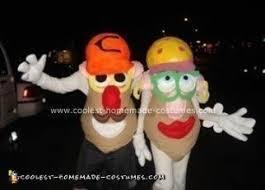 U0026 Potato Head Costume 50 Creative Homemade Potato Head Costumes