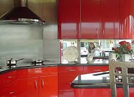 kitchen cabinet colors for small kitchens good colors for small kitchens with red kitchen cabinets home design