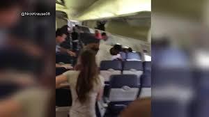 1 arrested after brawl aboard southwest jet during deplaning nbc