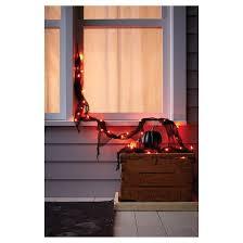 orange halloween icicle lights target