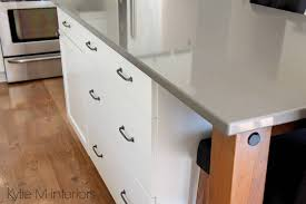 Tile Countertops Kitchen Kitchen Rustic Tile Countertop Sink Cabinets Microwave Cart 81