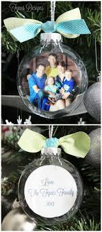 diy glass photo ornament hometalk