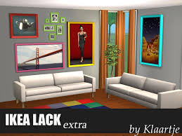Ikea Paintings by Mod The Sims Lack Extra Basegame Painting Frames