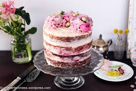 lemon and raspberry layer cake one perfect mess