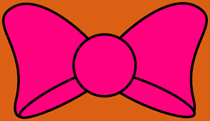 minnie mouse bow template examples