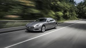 maserati white sedan 2018 maserati quattroporte luxury sedan maserati usa