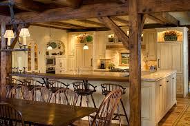 timber frame great room lighting timber frame kitchen
