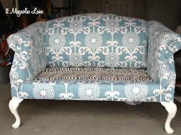 How Much Fabric To Reupholster A Sofa Reupholstery 101 My Thrift Store Loveseat Redo Part 2 Tutorial