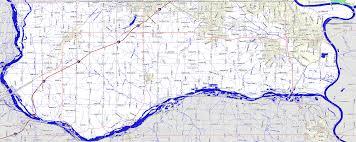 Nebraska Map Bridgehunter Com Sarpy County Nebraska