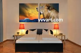 mesmerizing lion head wall decor large modern elephant lion lion