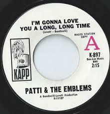 i m gunna a time patti emblems i m gonna you a time kapp w d