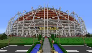 minecraft sports stadium beijing stadium u0027 u0027 the birds nest u0027 u0027 minecraft project