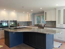 grey kitchen cabinets with granite countertops furniture modern kitchen with l shaped grey kitchen island also
