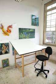 Drafting Table Reviews Alvin Drafting Table Titan Ii Split Top Solid Oak White Top