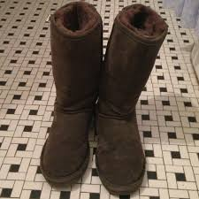 bearpaw womens boots size 11 75 bearpaw boots brown bearpaw boots size 10 from