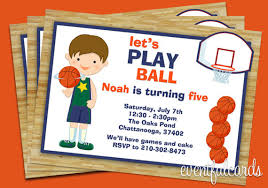 basketball party invitations basketball party invitations with
