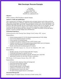 Web Developer Sample Resume by Examples Of Resumes 87 Astonishing Resume Free Download U201a Lpn