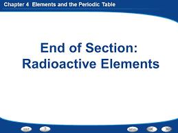 radioactive elements on the periodic table periodic table most radioactive elements periodic table periodic