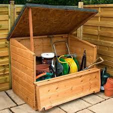 garden storage ideas u2013 how to keep the outdoor space organized