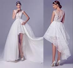 rico a mona plus size wedding dresses detachable skirt two pieces