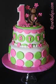 monkey cake topper behance
