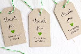 wedding gift labels wedding gift bag tags lading for