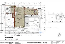 house construction plan u2013 modern house