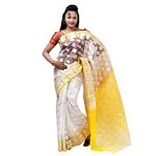dhakai jamdani saree buy online bengal traditional dhakai jamdani saree in clothing