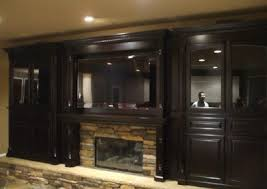 Fireplace Entertainment Stand by Entertainment Centers And Wall Units Designed While You Watch