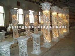 Wedding Decorations For Sale Plastic Wedding Columns For Sale Tbrb Info