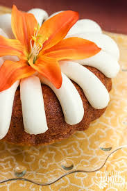 nothing bundt cake u0027s carrot cake copycat favorite family recipes