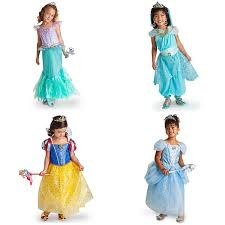 Princess Halloween Costumes Kids Disney Store Kid Halloween Costumes Trick Treat